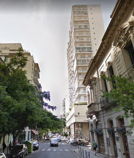 Foto Departamento en Alquiler en  Centro,  Rosario  Tucuman esquina Entre Ríos - Piso 13 - Gran vista - Parque España