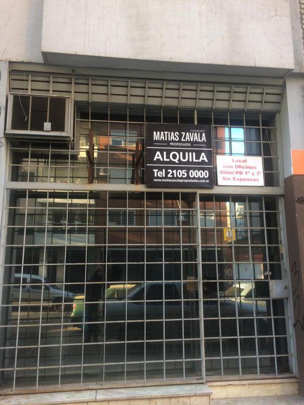 Foto Edificio Comercial en Alquiler en  Villa Urquiza ,  Capital Federal  Cullen al 4800