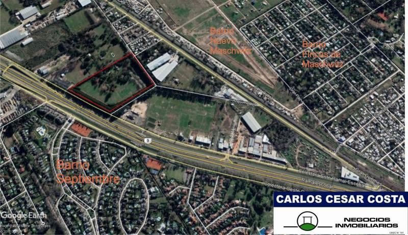 Foto Campo en Venta en  Belen De Escobar,  Escobar  Campo Colectora Este al 2000