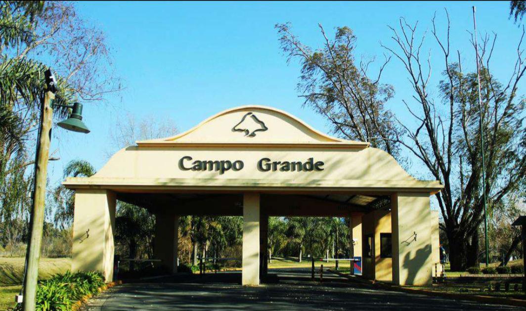 Foto Terreno en Venta en  Campo Grande,  Countries/B.Cerrado (Pilar)  BARRIO ALTOS DE CAMPO GRANDE LOTE al 100