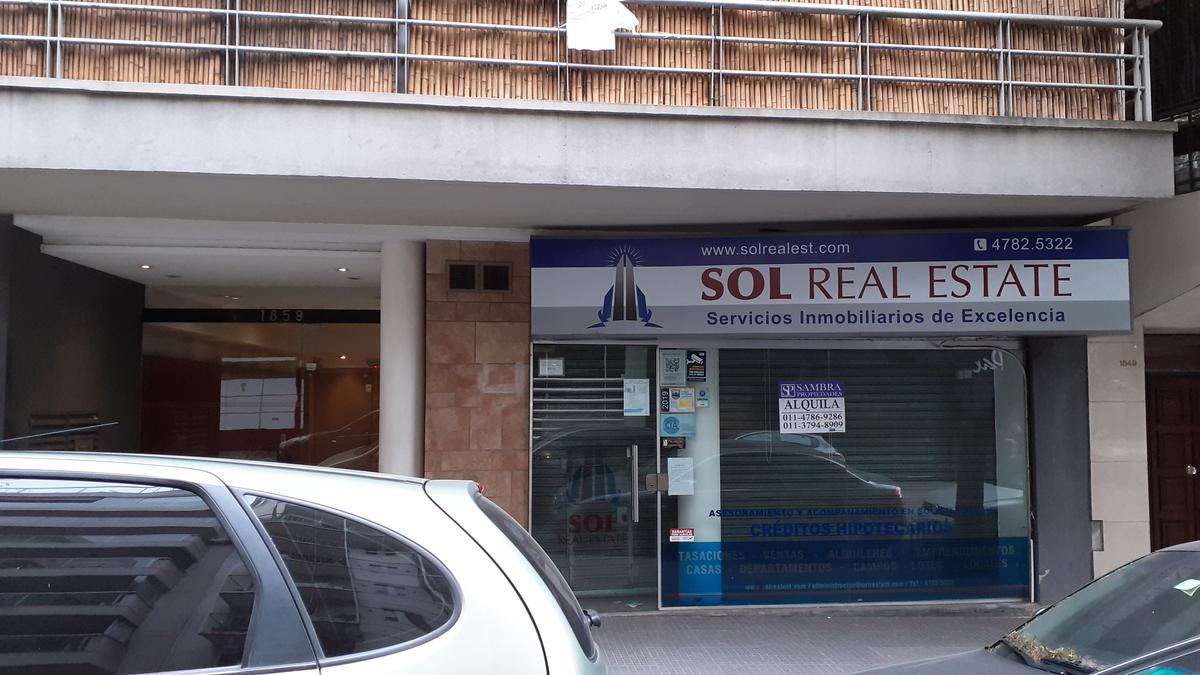 Foto Local en Venta en  Belgrano ,  Capital Federal  LOCAL EN VENTA-----Excelente local, actual inquilino Dietetica, Teodoro Garcia 1800  mts. de  Luis Maria Campos