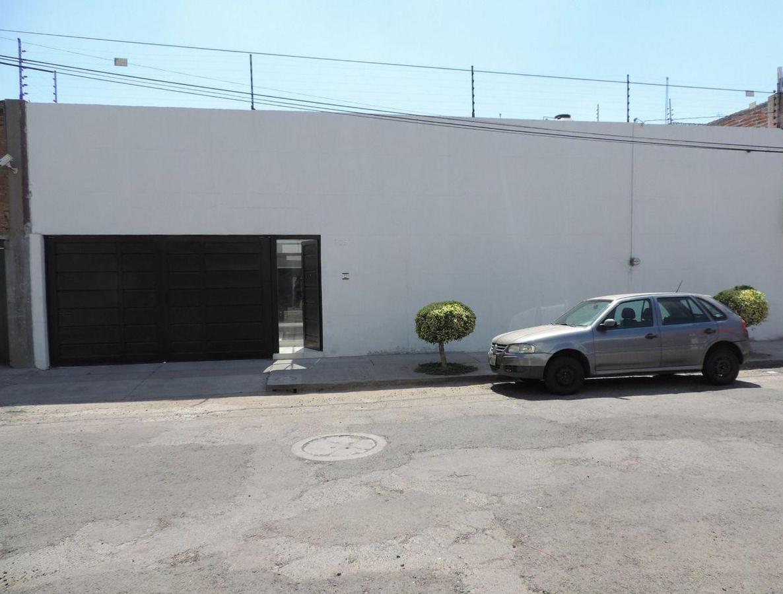 Foto Casa en Renta en  León Moderno,  León  Casa de un piso en renta en la col. León Moderno