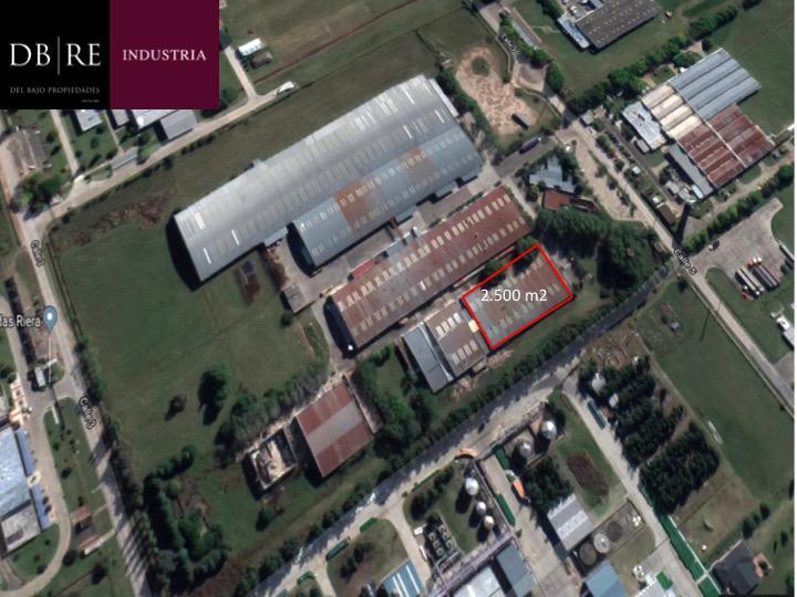 Foto Depósito en Alquiler en  Parque Industrial Pilar,  Pilar  Calle 5 - Parque Industrial Pilar 2500 m2
