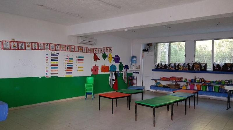 Foto Edificio Comercial en Venta en  Puerto Morelos,  Puerto Morelos  Escuela en venta Puerto Morelos