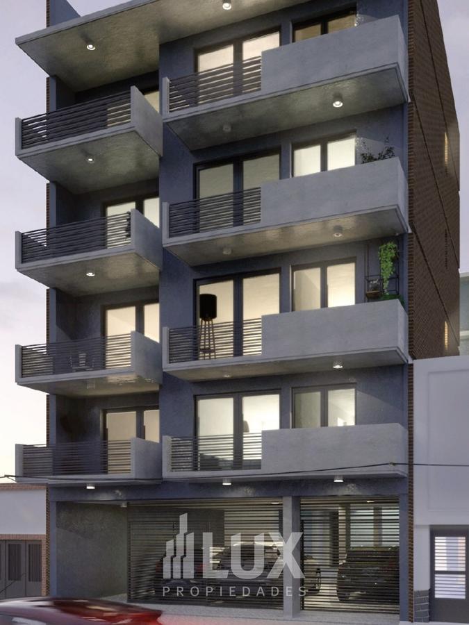 Departamento 2 dormitorios con terraza exclusiva - Luis Agote