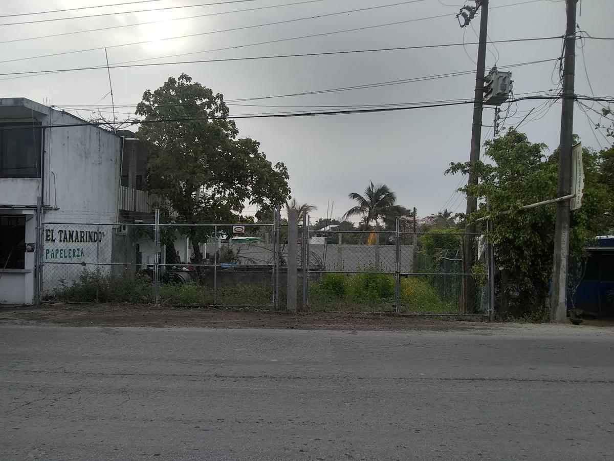 Foto Terreno en Venta en  La Mata,  Tuxpan  TERRENO EJIDAL EN VENTA PASANDO EL PUENTE DE TAMPAMACHOCO