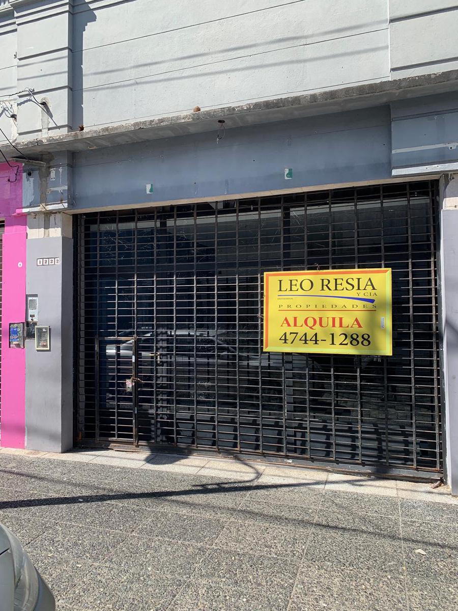 Foto Local en Alquiler en  S.Fer.-Vias/Centro,  San Fernando  ITUZAINGO 1222