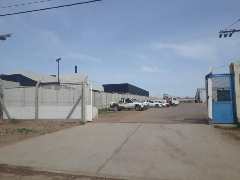 Foto Galpón en Alquiler en  Ciudad Industrial Jaime de Nevares,  Capital  Giusseppe Masaro al 2800. Oficinas con Galpón en Alquiler