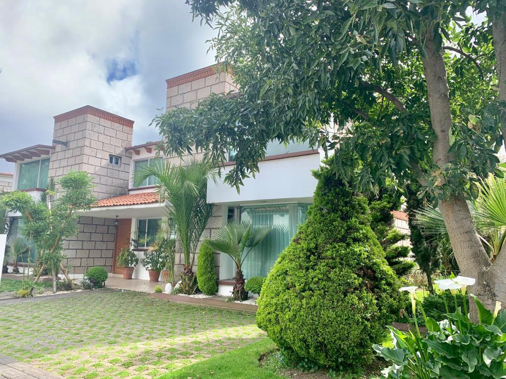Foto Casa en Renta en  Amomolulco,  Lerma  RENTA DE CASA EN LOS ROBLES