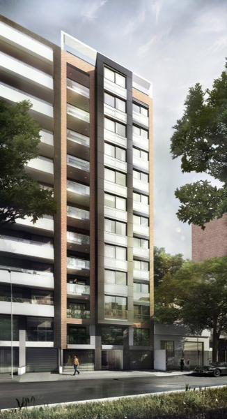 Foto Departamento en Venta en  Parque Batlle ,  Montevideo  A estrenar ya, un dormitorio y gran terraza, piso alto