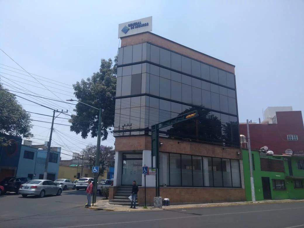 Foto Edificio Comercial en Renta en  5 de Mayo,  Toluca  Edificio en Renta Toluca Col. 5 de Mayo