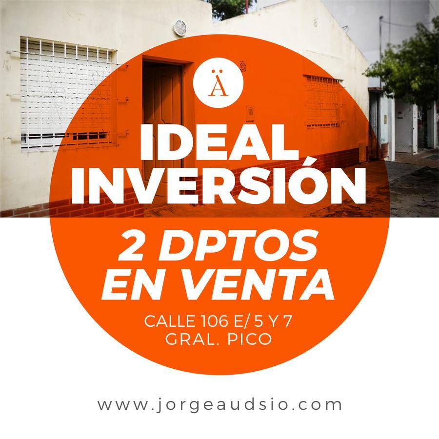 Foto Departamento en Venta en  General Pico,  Maraco  Calle 106 e/ 7 y 5