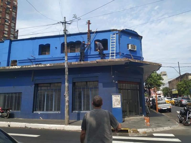 Foto Local en Alquiler en  San Roque,  San Roque  Zona Touring y Automóvil Club Paraguayo