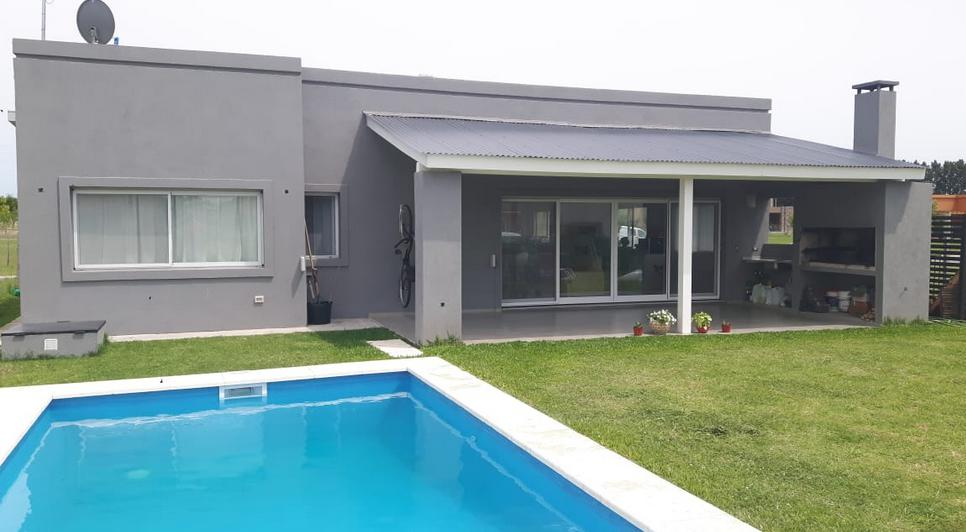 Foto Casa en Venta en  San Eduardo,  Pilar Del Este  Casa San Eduardo lote al 0