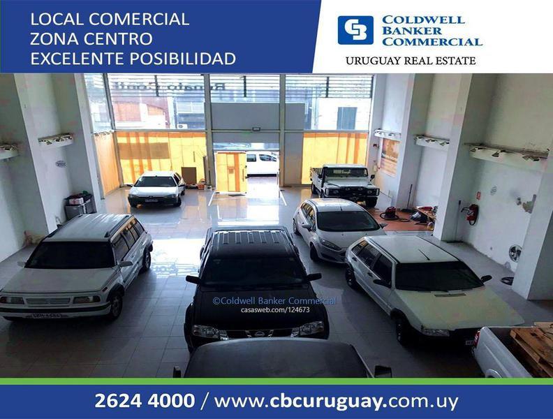 Foto Local en Alquiler en  Centro,  Montevideo  Centro