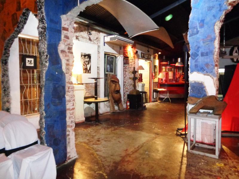 Foto Depósito en Alquiler en  Florida Oeste,  Florida  Bolivia al 1500