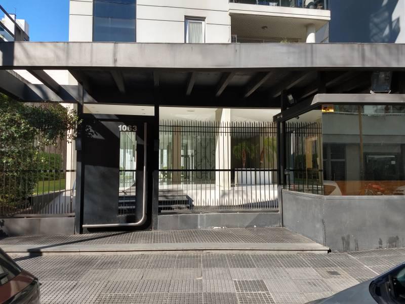 Foto Departamento en Alquiler en  Almagro ,  Capital Federal  Palestina al 1000
