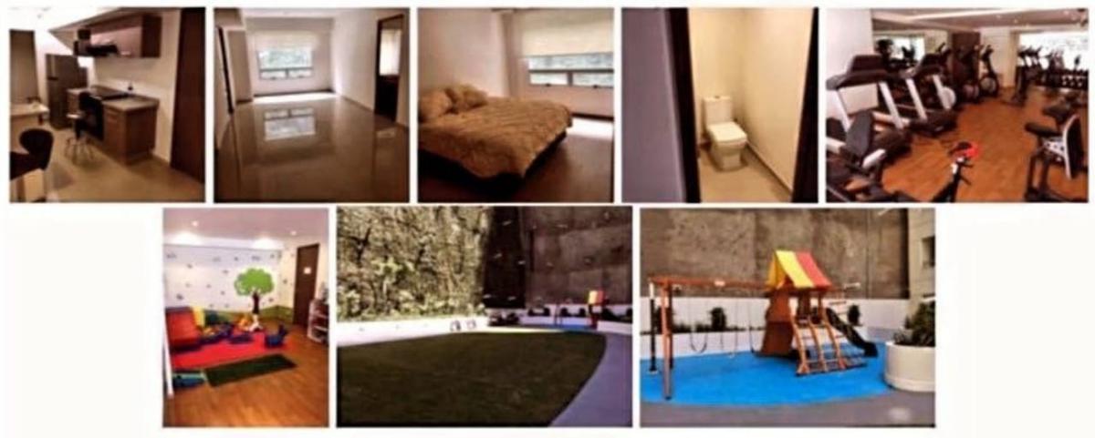 Foto Departamento en Renta en  Santa Fe,  Alvaro Obregón  PASEO DE LA REFORMA DR 93549