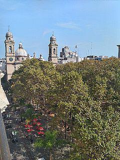 Foto Oficina en Alquiler en  Ciudad Vieja ,  Montevideo  Peatonal Sarandí frente a plaza Matriz