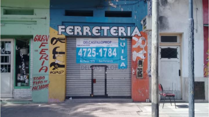 Foto Local en Alquiler en  San Fernando,  San Fernando  3 de febrero al 100