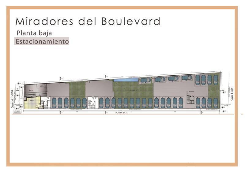 Foto Departamento en Venta en  Tigre,  Tigre  Boulevard Saenz Peña al 1100
