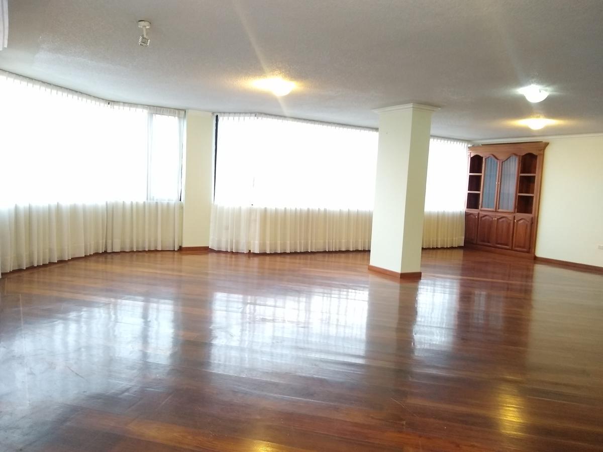 Foto Departamento en Alquiler en  Norte de Quito,  Quito  Unión Nacional