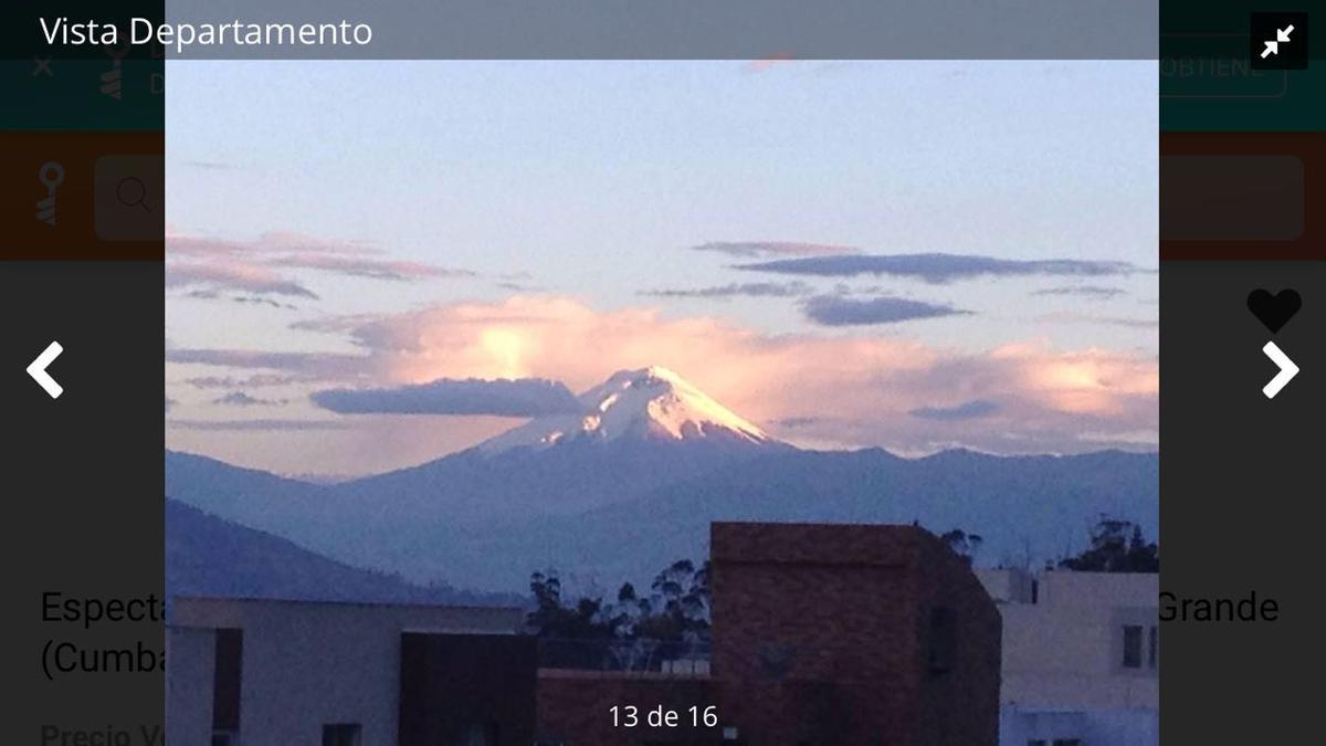 Foto Terreno en Venta en  Cumbayá,  Quito  Vista Grande