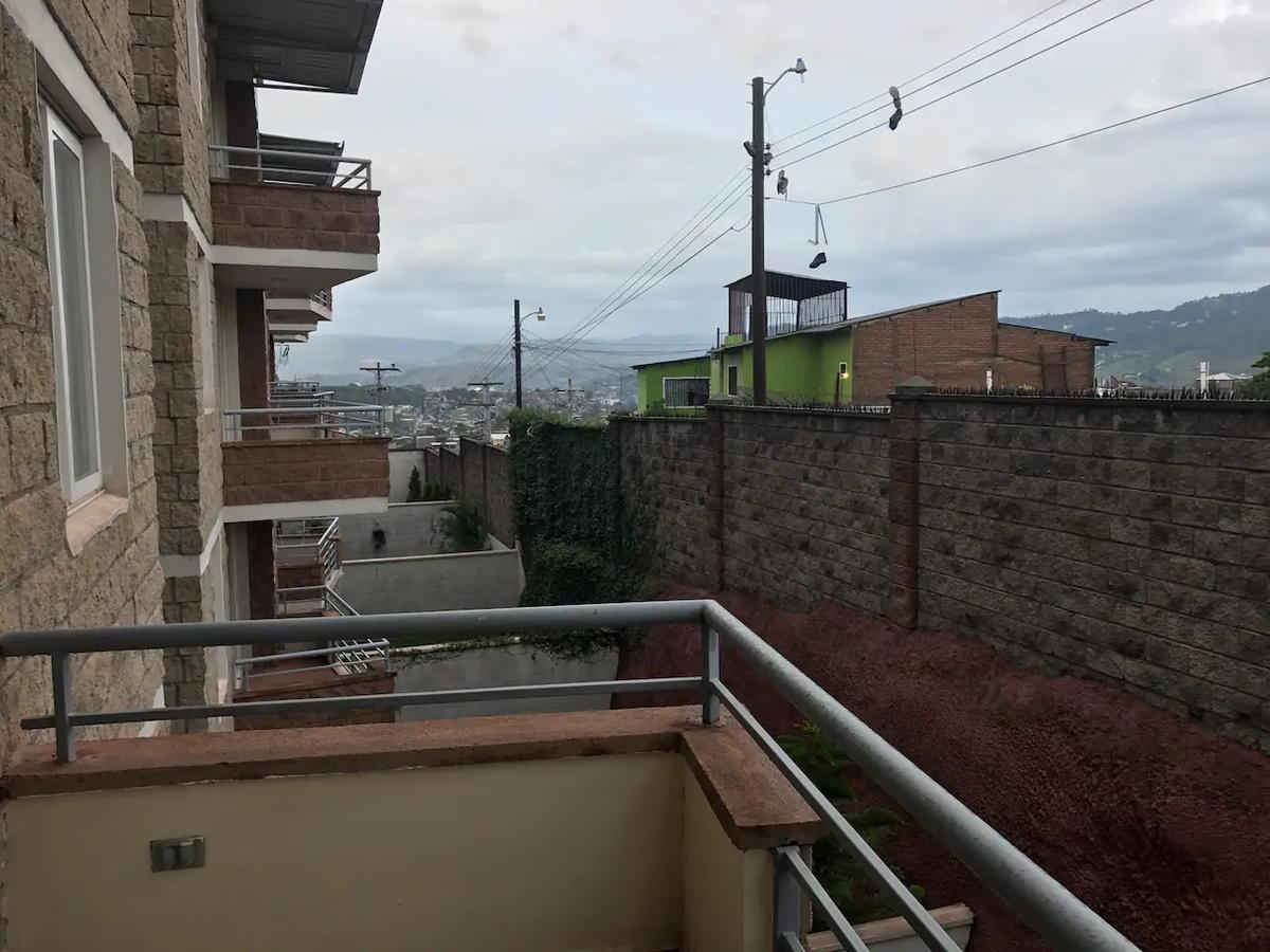 Foto Departamento en Renta temporal   Renta en  Villa Olímpica,  Tegucigalpa  Apartamento Amueblado de 1 habitacion  en Ecovivienda