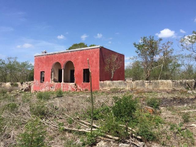 Foto Casa en Venta en  Mérida ,  Yucatán  Hacienda en Venta a 30 minutos de Mérida - Motul