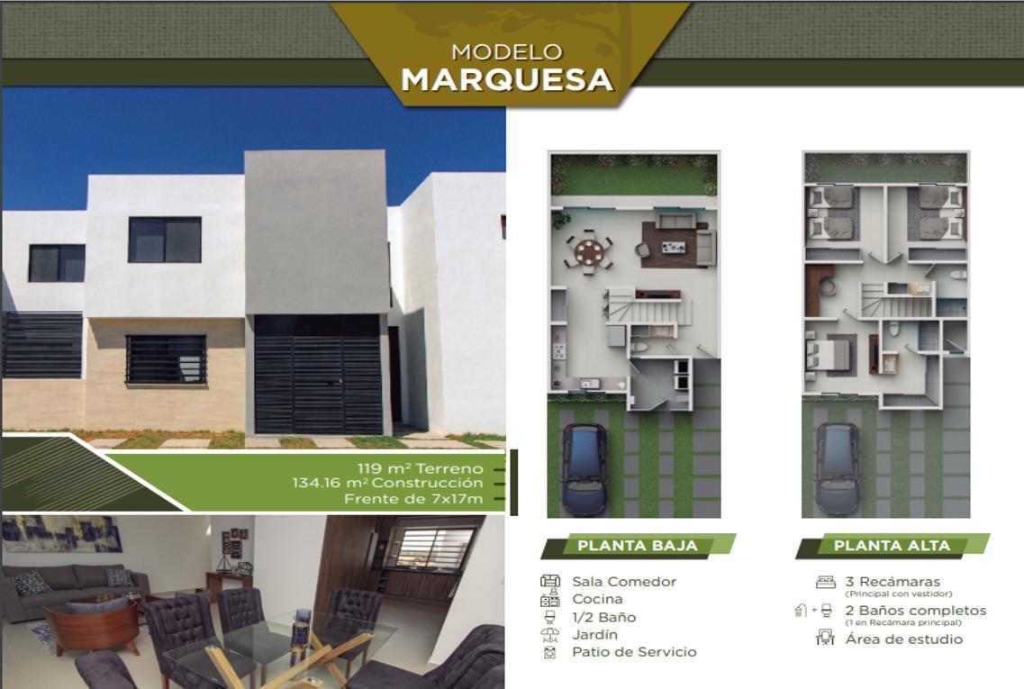 Foto Casa en Venta en  Villa de Pozos,  San Luis Potosí  Casa Marquesa, L68