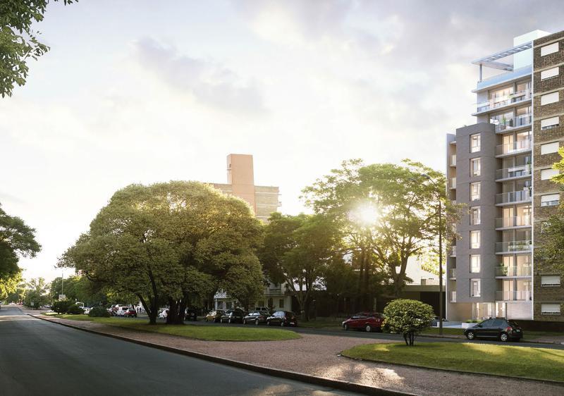 Foto Departamento en Venta | Alquiler en  La Blanqueada ,  Montevideo  TERRAZA GRANDE Y PARRILLERO PROPIO, PISO 6