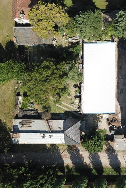 Foto Depósito en Alquiler en  Moreno ,  G.B.A. Zona Oeste  Tiradentes entre Acceso Oeste Colectora Norte km43 y Diagonal Milan