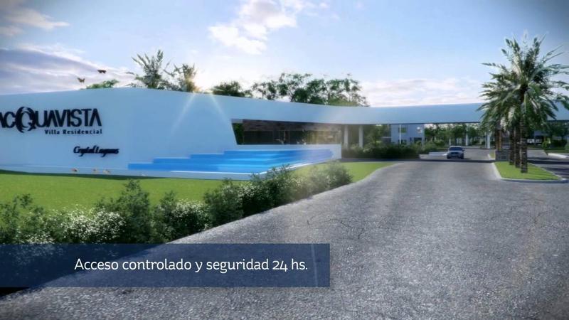 Foto Terreno en Venta en  Acquavista,  Malagueño  Acquavista – 150 mts Laguna, Lote 660 mt2, Fondo Norte Recibo Vehículo*