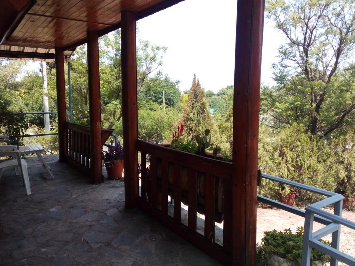 Foto Casa en Venta en  Las Tapias,  San Javier  VENDO DOS CABAÑAS FRENTE A ROTONDA DE LAS TAPIAS CÓRDOBA