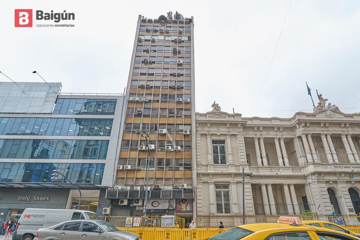 Foto Oficina en Venta | Alquiler en  Balvanera ,  Capital Federal  Av. Callao al 400