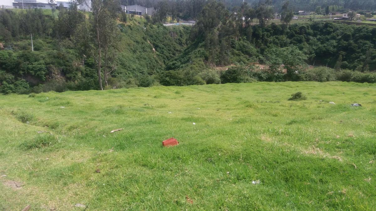 Foto Terreno en Venta en  Pifo,  Quito  Chaupi Molino