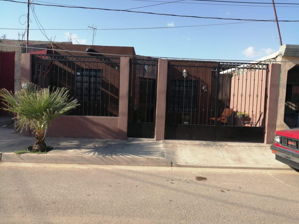 Foto Casa en Venta en  Norberto Ortega,  Hermosillo  CASA EN VENTA EN HERMOSILLO COLONIA NORBERTO ORTEGA AL NORTE