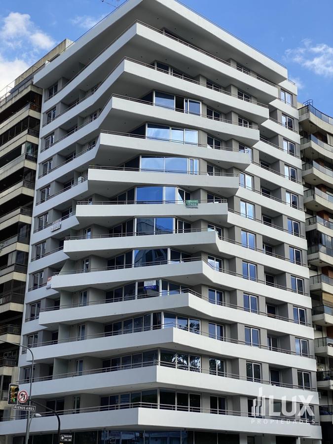 Edificio Nautilo Venta Departamento calidad a estrenar un dormitorio amenities - Rep.De La Sexta