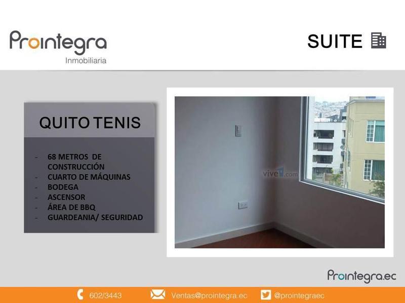 Foto Departamento en Alquiler en  Norte de Quito,  Quito  QUITO TENIS