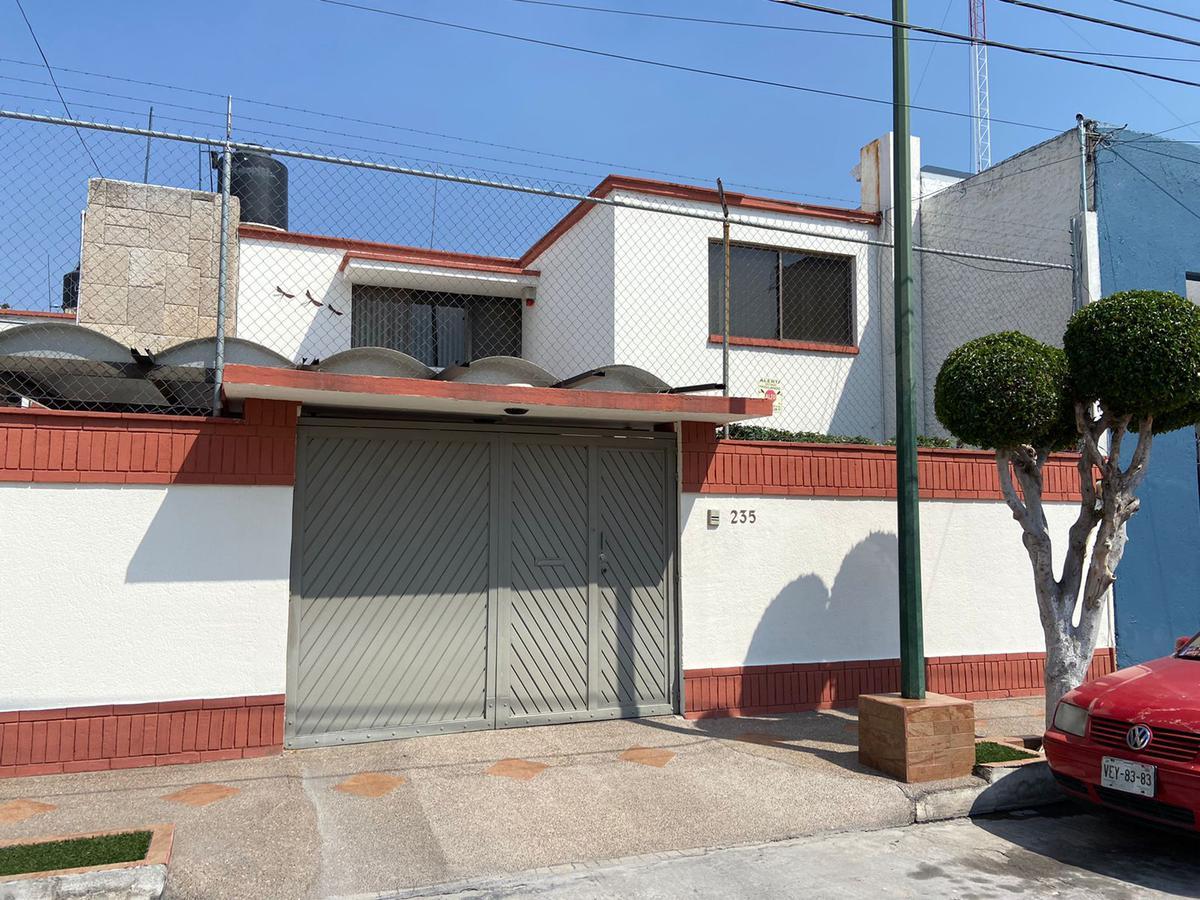 Foto Casa en Venta en  San Luis Potosí ,  San luis Potosí  CASA EN VENTA EN COLONIA VIRREYES, SAN LUIS POTOSI