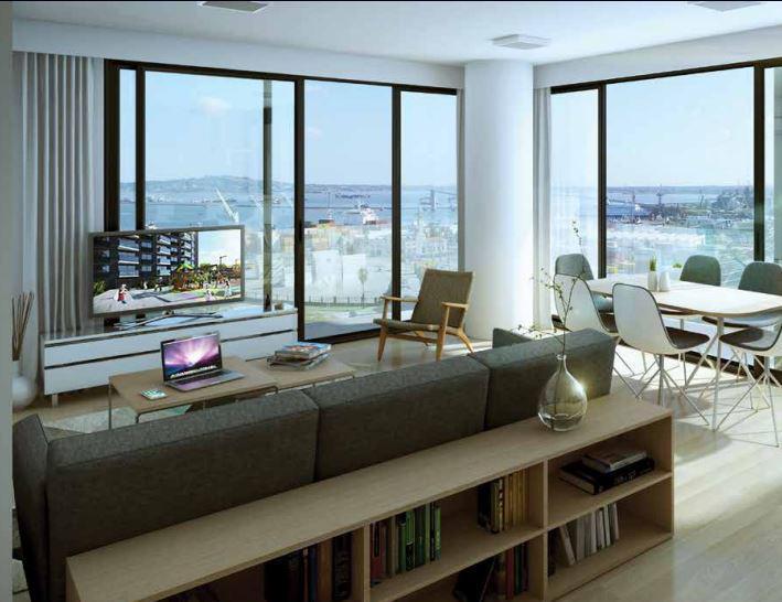 Foto Departamento en Venta en  Centro (Montevideo),  Montevideo  Unidad 210 - Apartamento de 1 Dormitorio en Venta