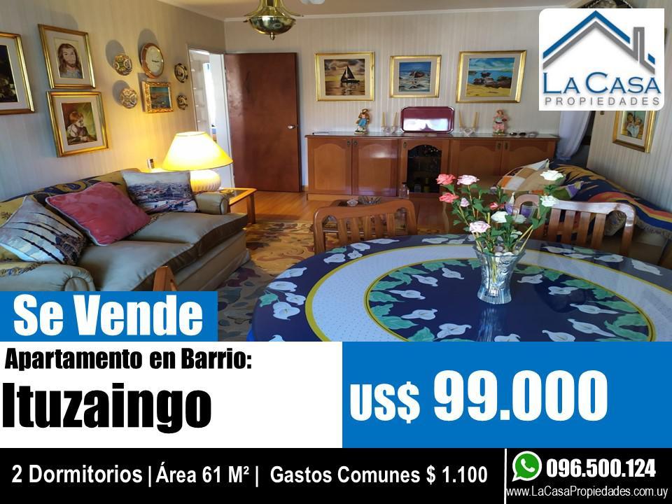 Foto Apartamento en Venta en  Ituzaingó ,  Montevideo  Callao 3200
