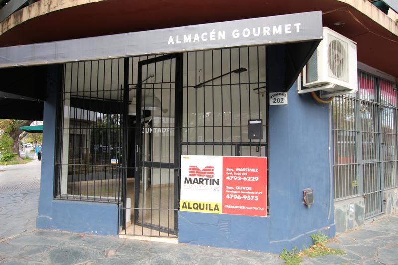 Foto Local en Venta en  Mart.-Santa Fe/Fleming,  Martinez  JUNCAL al 200