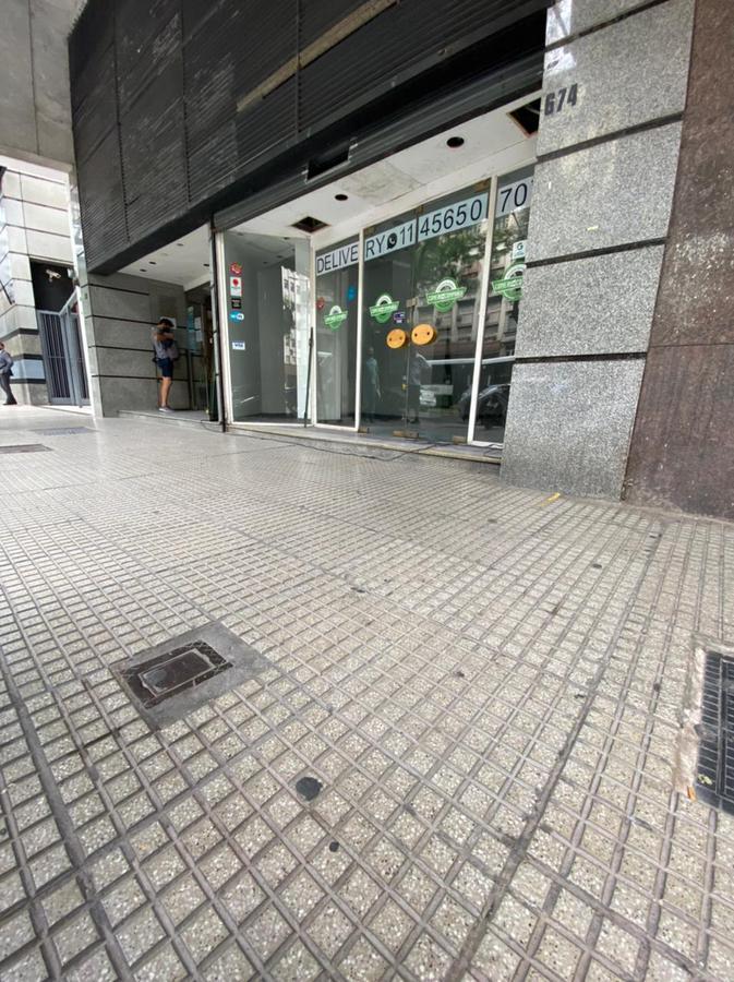 Foto Local en Alquiler en  Centro (Capital Federal) ,  Capital Federal  Alem al 600