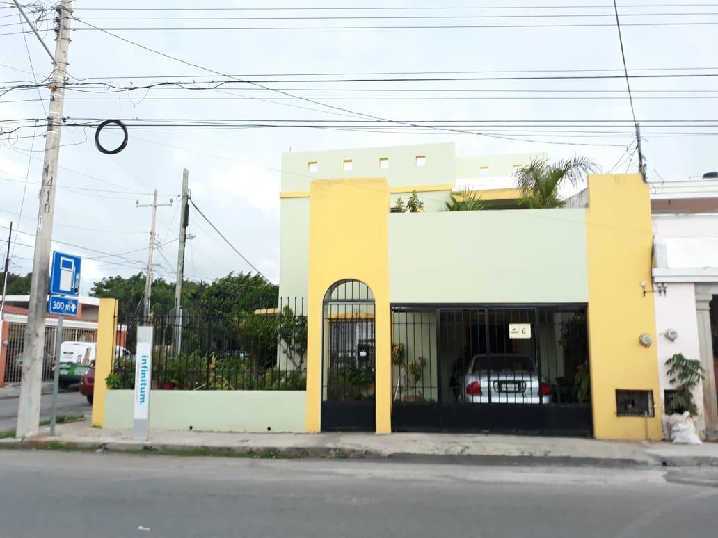 Foto Casa en Venta en  Fraccionamiento Chuburna Inn,  Mérida  Casa en venta en Mérida yucatán, sobre calle comercial, fracc. Prado chuburna.