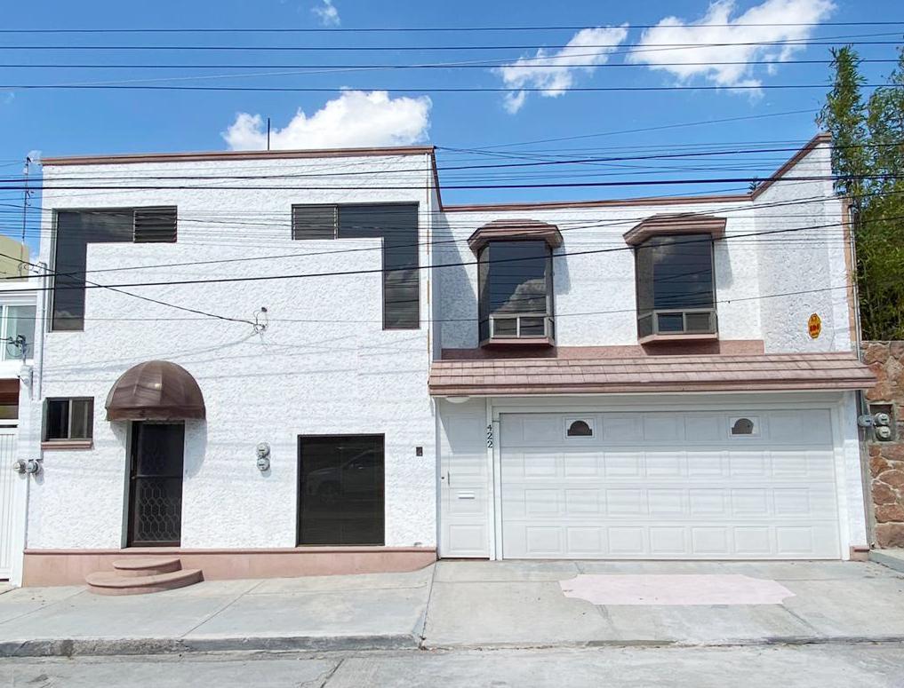Foto Casa en Renta en  San Luis Potosí ,  San luis Potosí  CASA EN VENTA O RENTA EN LOMAS 3A SECCION, SAN LUIS POTOSI