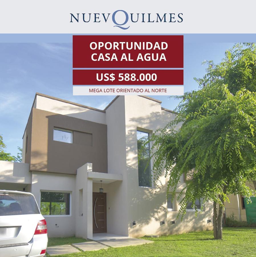 Foto Casa en Venta en  Nuevo Quilmes,  Countries/B.Cerrado  nuevo
