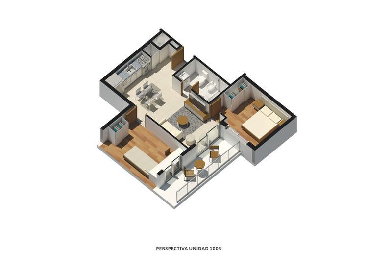 Foto Departamento en Venta en  Centro (Montevideo),  Montevideo  Estrene apartamento, 2 dormitorios, exoneración 100%