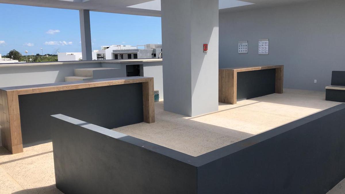 Foto Departamento en Venta en  Arbolada,  Cancún  Arbolada