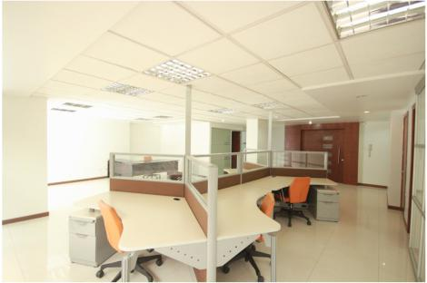 Foto Oficina en Alquiler | Venta en  Centro Norte,  Quito  ESPACIOSA OFICINA CORUÑA SP.